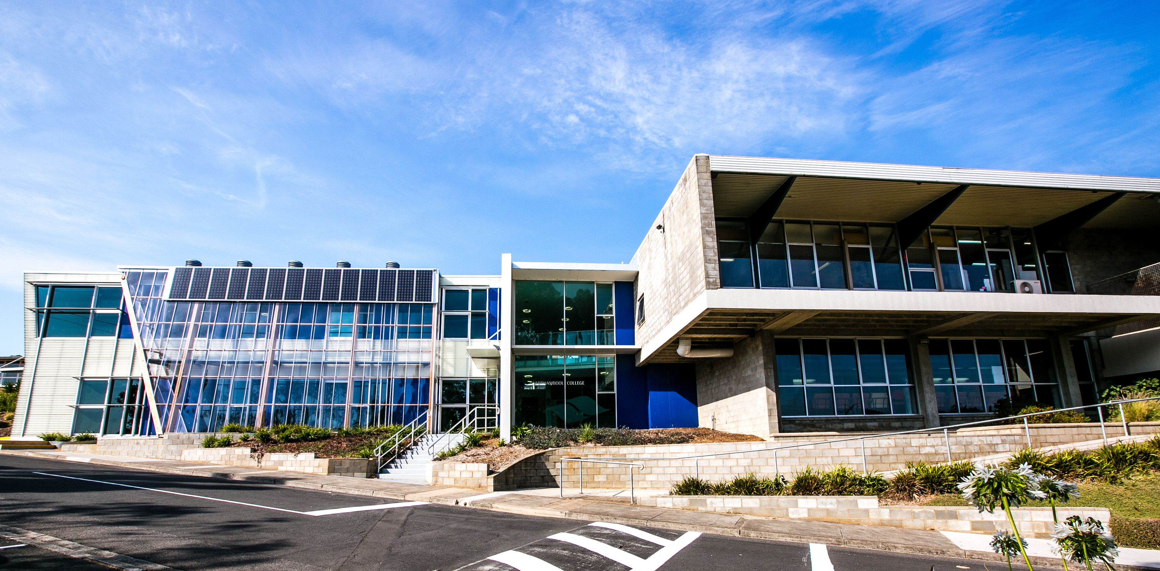 Warrnambool College Science & Language Centre, 2013. Phinc Photography